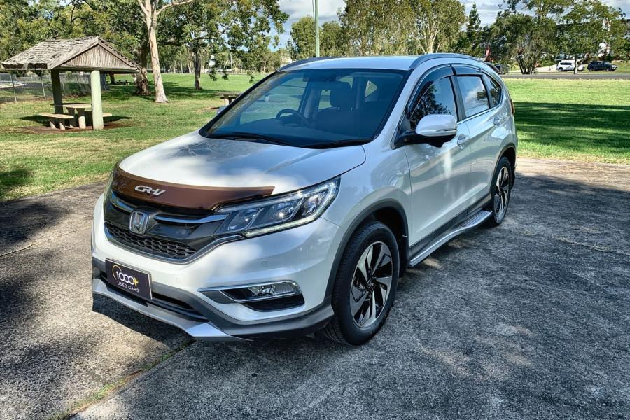 2016 MY17 Honda CR-V Vehicle Description. RM  II MY17 LTD EDIT. WAG SA 5SP 2.4I Limited Edition Suv