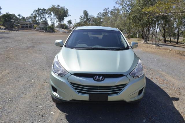 2011 Hyundai ix35 Active