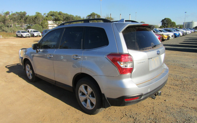 2015 Subaru Forester S4 MY15 2.0D-L Suv Image 5