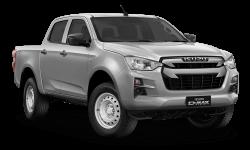 New Isuzu UTE SX 4x4 Crew Cab Ute