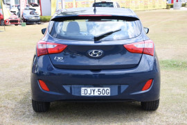 2016 MY17 Hyundai i30 GD4 Series II Active X Hatchback Image 4