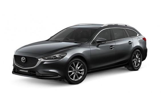 Mazda 6 Sport Wagon GL Series