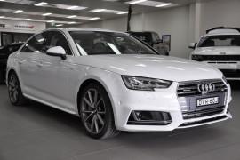 Audi A4 S line B9 F4  S