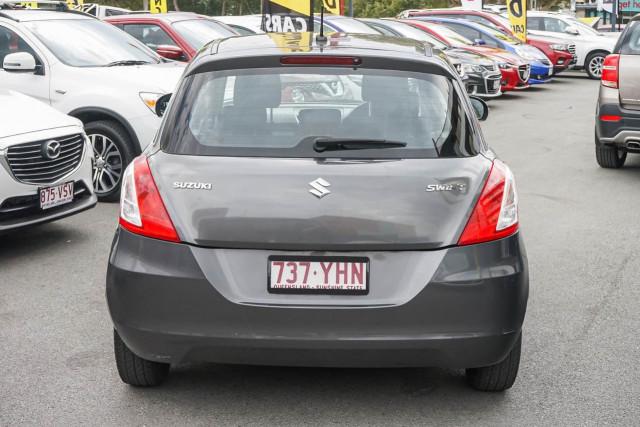 2011 Suzuki Swift FZ GA Hatchback Image 2