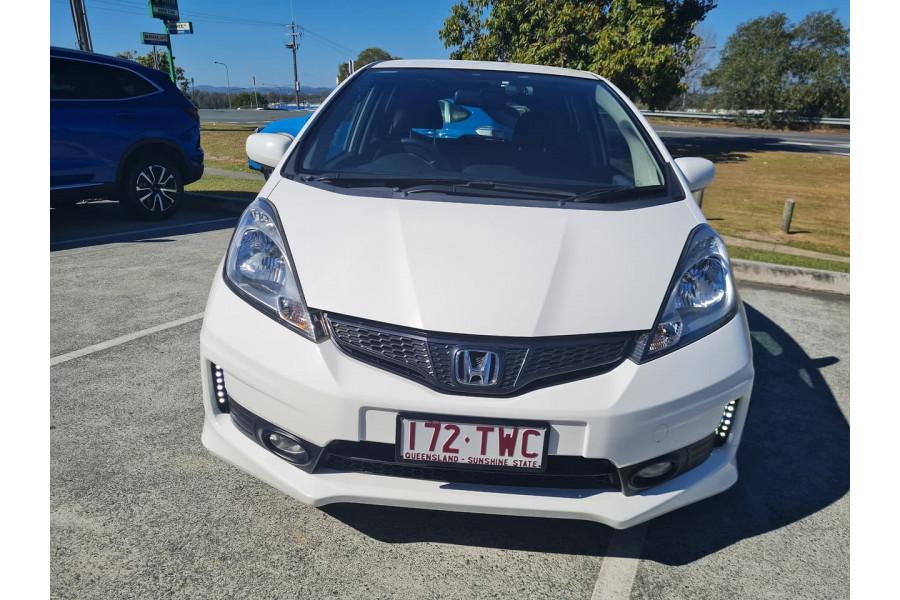 2011 Honda Jazz GE MY12 VTi Hatchback