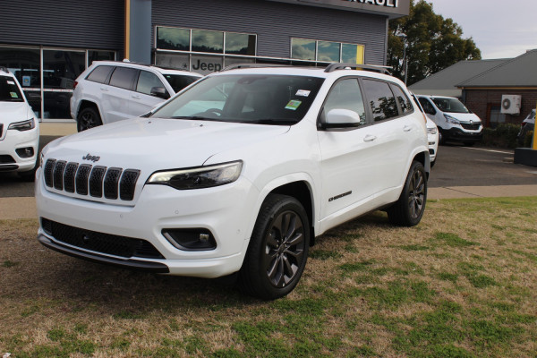 2021 Jeep Cherokee KL S-Limited Suv Image 3