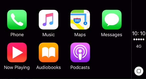 Swift Apple CarPlay and Android Auto