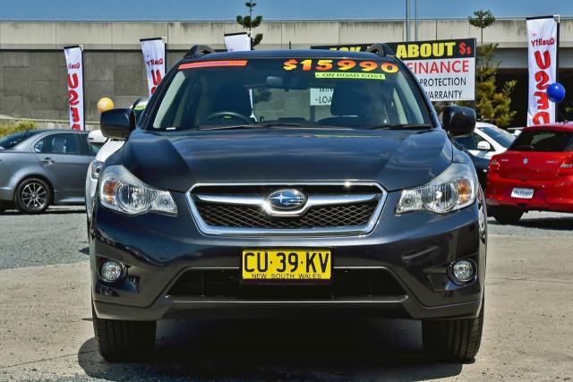 2012 Subaru XV 2.0i