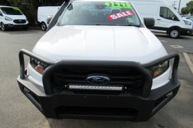 2019 MY19.75 Ford Ranger PX MkIII 4x4 XL Double Cab Chassis Cab chassis