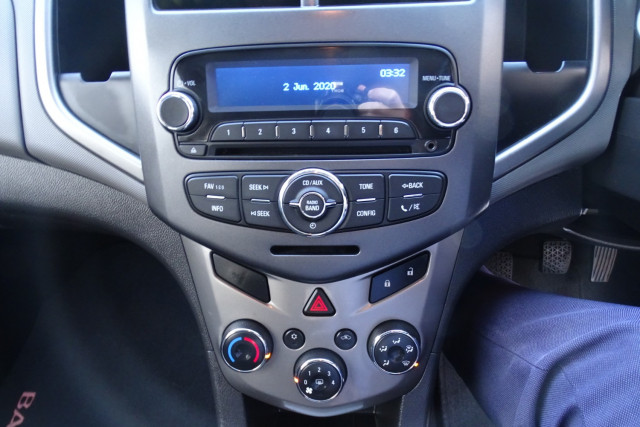 2012 Holden Barina CD Hatch 19 of 22