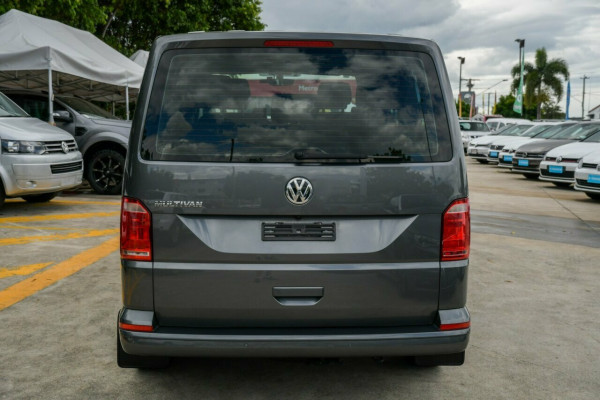 2018 Volkswagen Multivan T6 MY18 TDI340 SWB DSG Comfortline Wagon Image 5