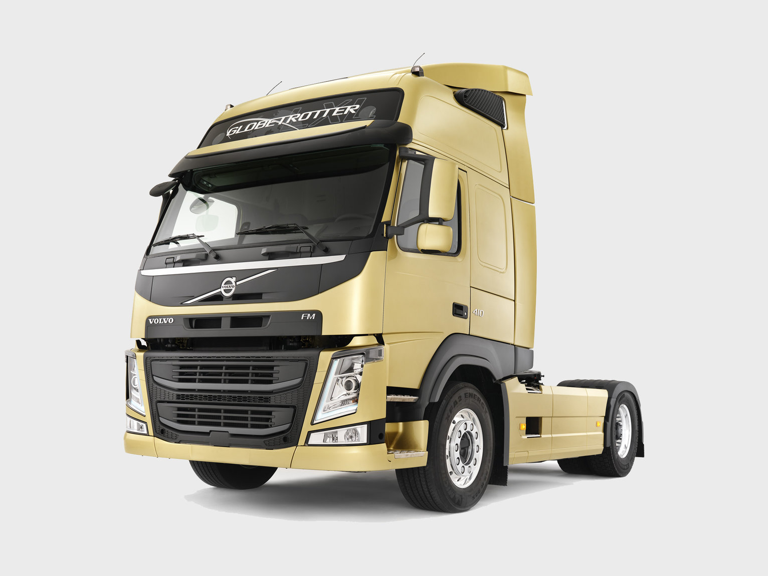 The new Volvo FM Distinguished by design