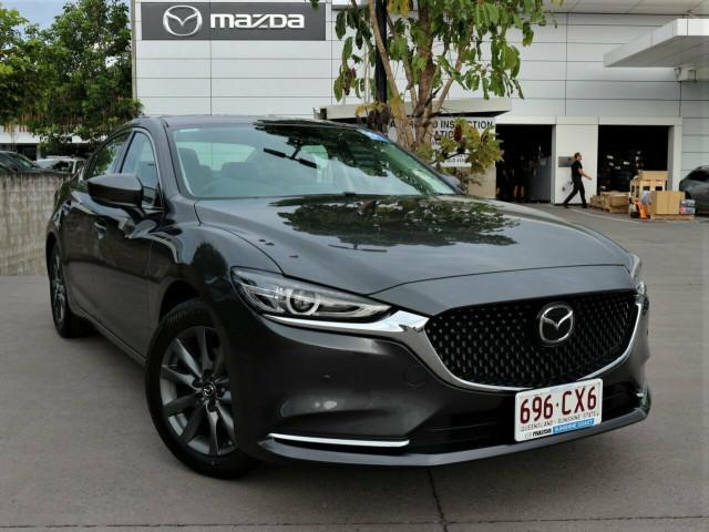 2021 Mazda 6 GL Series Touring Sedan Sedan Mobile Image 1