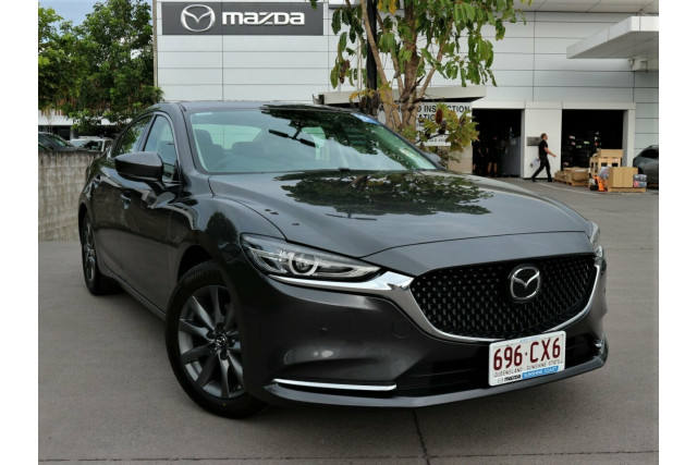 2021 Mazda 6 GL Series Touring Sedan Sedan