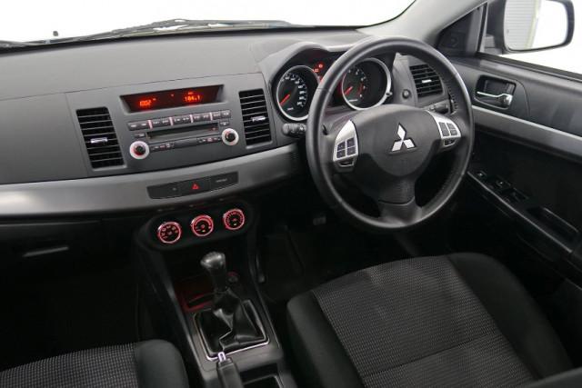 2010 Mitsubishi Lancer VR