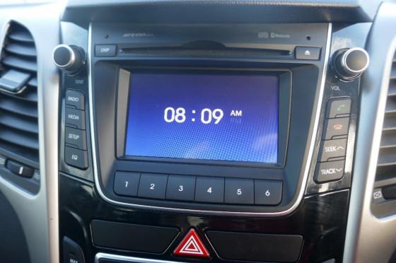2014 Hyundai I30 GD Hatchback Hatchback