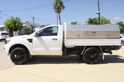 2013 Ford Ranger PX XL Hi-Rider Cab chassis