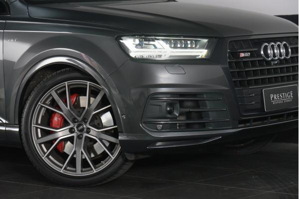 2018 Audi Sq7 Audi Sq7 4.0 Tdi V8 Quattro Auto 4.0 Tdi V8 Quattro Suv Image 2