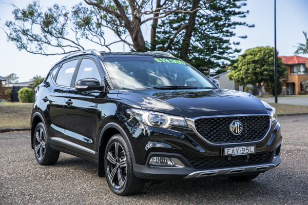 2018 MG Zs AZS1 Excite Suv Image 2