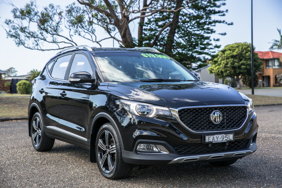 2018 MG Zs AZS1 Excite Suv