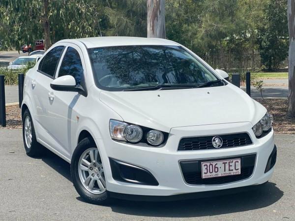 2013 Holden Barina TM MY13 CD Sedan