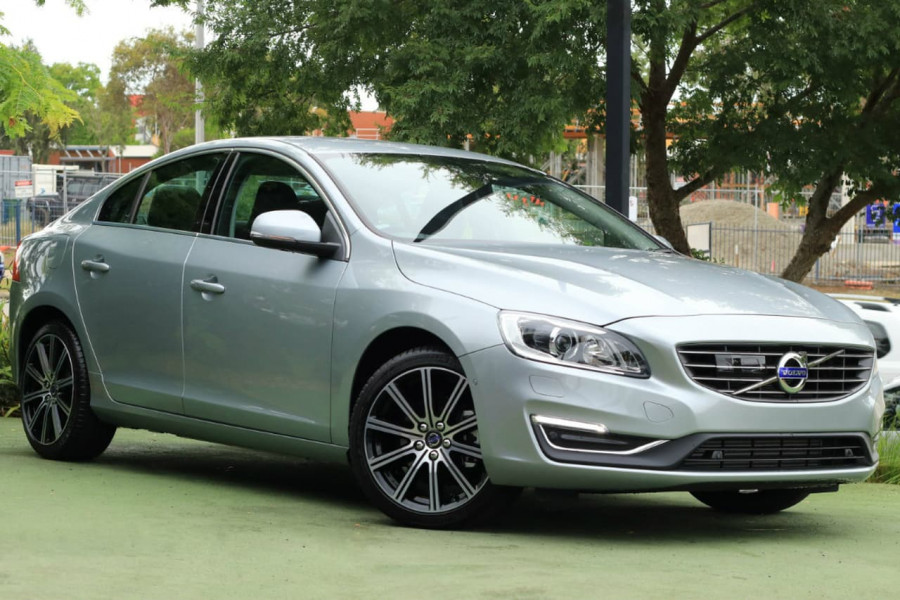 2017 Volvo S60 F Series T5 Luxury Sedan