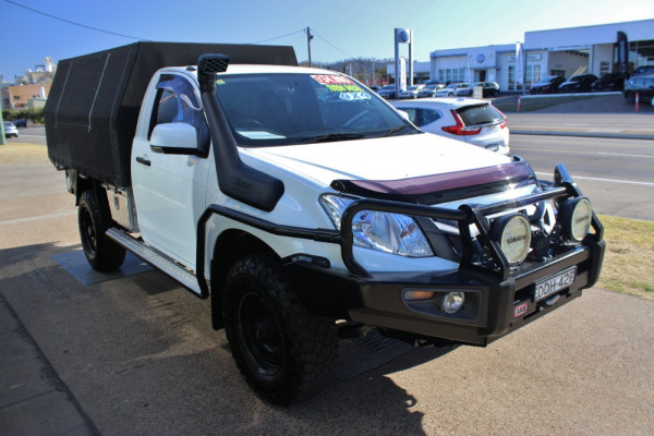 2016 MY15 Isuzu Ute D-MAX SX Cab chassis - single cab Image 4