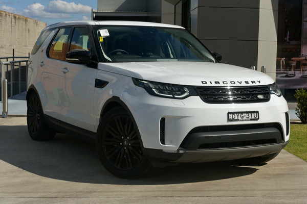 Land Rover Discovery TD6 Vehicle Description.  5 L462 MY18 TD6 HSE WAG SA 8SP 3.0DT