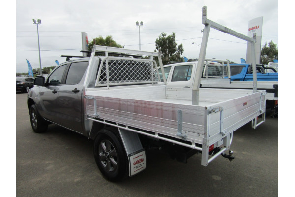 2018 Mazda BT-50 UR0YG1 XT Utility Image 4
