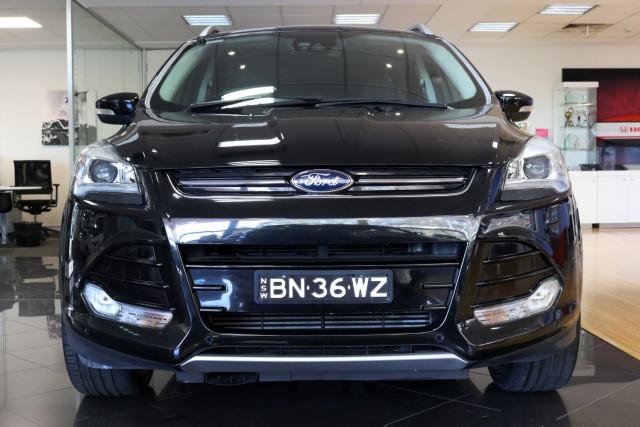 2014 Ford Kuga TF Titanium Wagon Image 4