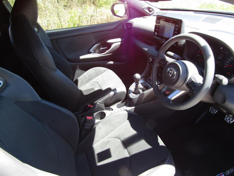 2020 Toyota Yaris GXPA16R GR Hatchback