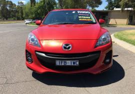 2012 Mazda Mazda3 BL SERIES 2 MY13 SP25 Sedan