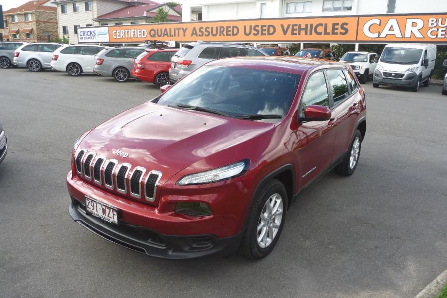 2015 Jeep Cherokee KL Sport Wagon