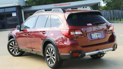 2016 MY17 Subaru Outback B6A MY17 2.5i CVT AWD Premium Suv Image 2