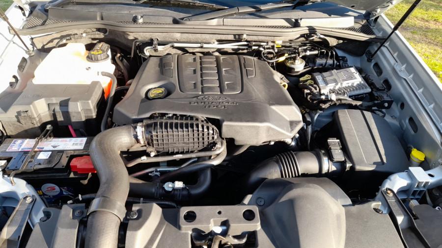 2014 Ford Territory SZ Turbo TS Wagon Image 24