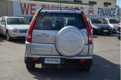 2002 Honda CR-V RD MY02 Suv Image 4