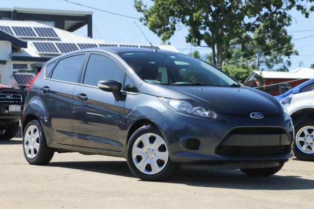2010 Ford Fiesta WS CL Hatchback
