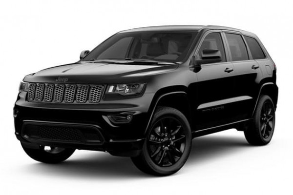2019 Jeep Grand Cherokee WK Night Eagle Suv
