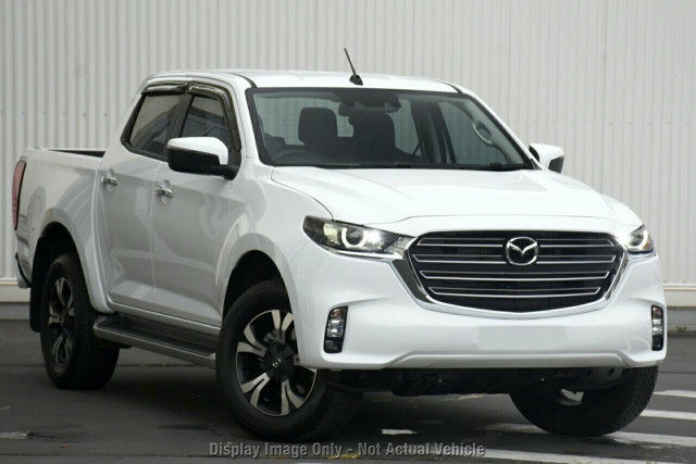 2020 MY21 Mazda BT-50 TF XTR 4x4 Pickup Utility