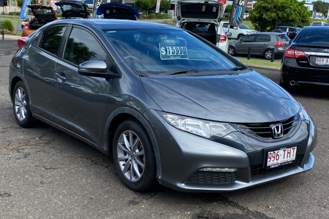 2013 Honda Civic 9th Gen  VTi-S Hatchback