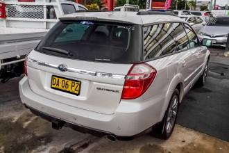 2008 Subaru Outback 3GEN MY08 Premium Pack Suv