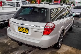 2008 Subaru Outback 3GEN MY08 Premium Pack Suv Image 2