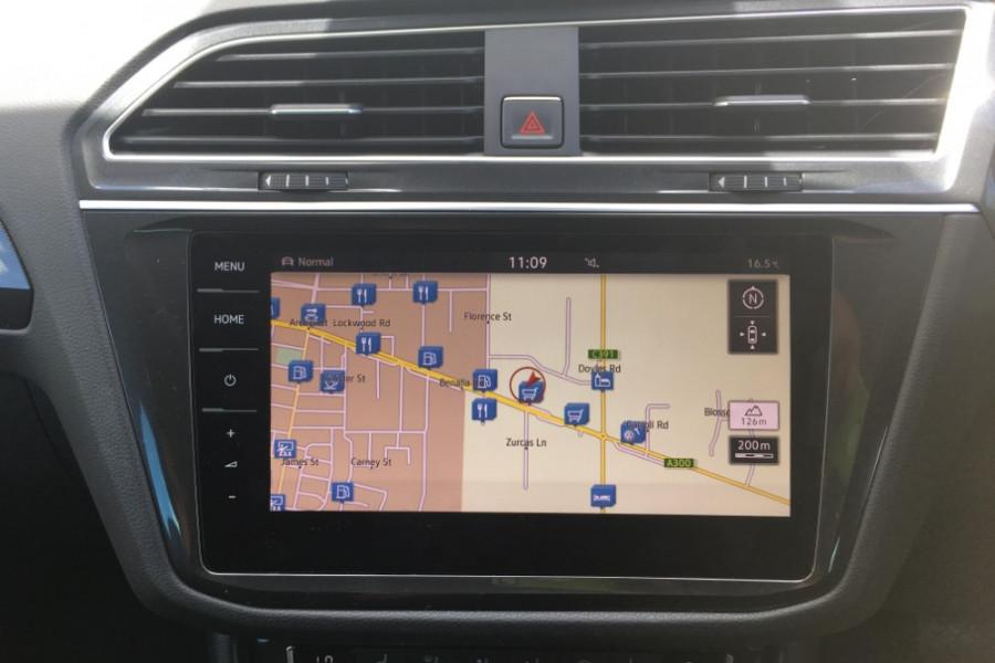 2018 Volkswagen Tiguan 5N Highline Wagon