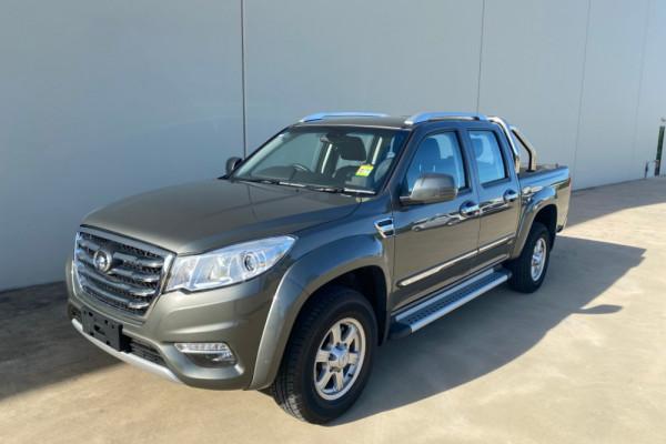2018 Great Wall Steed NBP Double Cab Petrol Utility Image 4