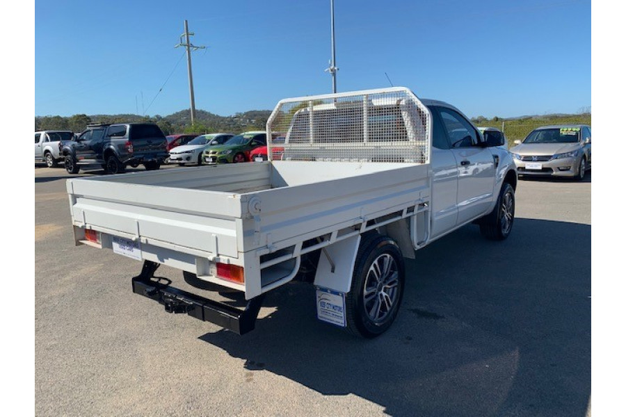 2013 Ford Ranger PX XL Cab chassis