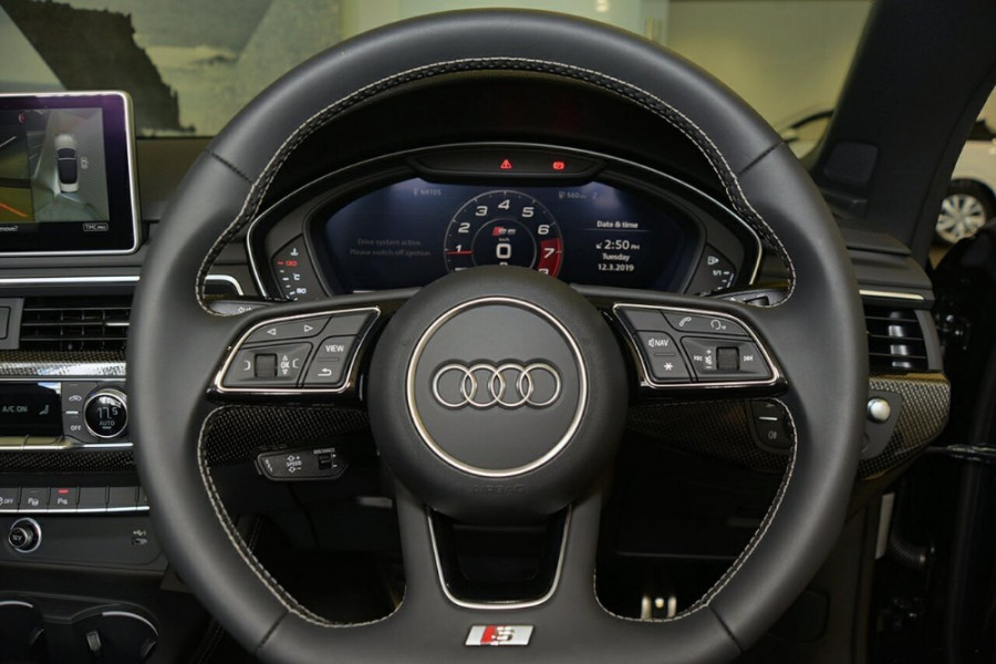 2018 MY19 Audi S5 Cabriolet Mobile Image 10