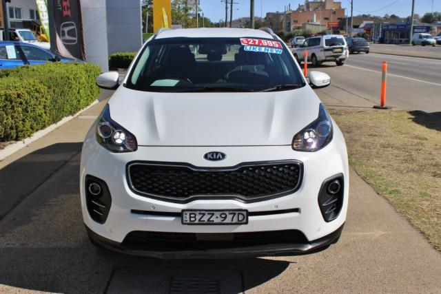 2018 Kia Sportage QL  Si Si - Premium Suv Image 3