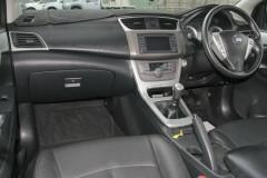 2015 Nissan Pulsar B17 Series 2 SSS Sedan