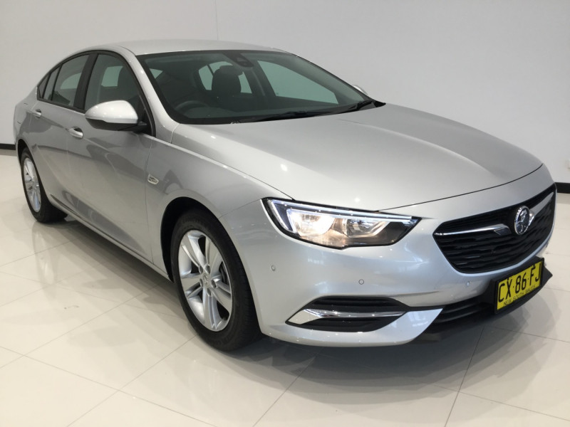 2018 Holden Commodore ZB Turbo LT Hatchback