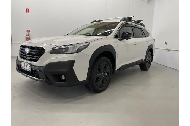 2020 MY21 Subaru Outback AWD Sport Suv Image 3